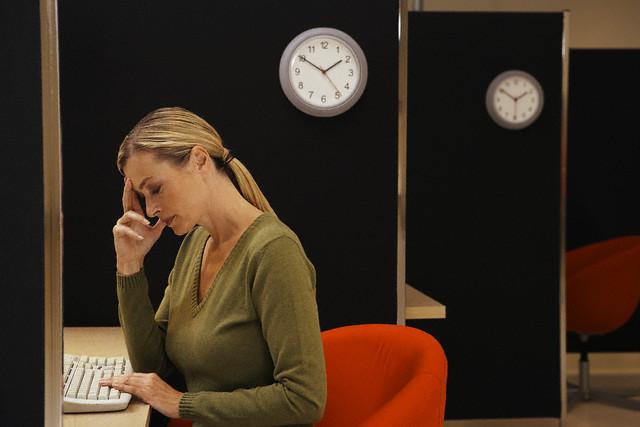 Recuperar-el-peso tras-las-vacaciones-de verano-trabajo-sedentario
