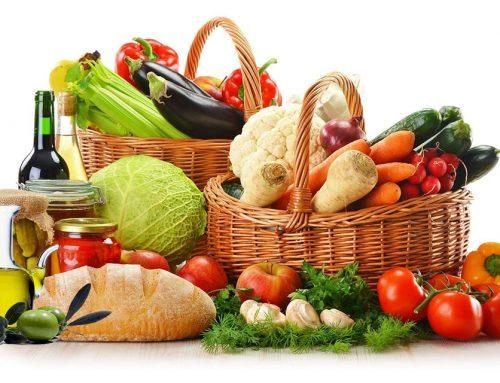 Dieta preventiva -Dieta antioxidante