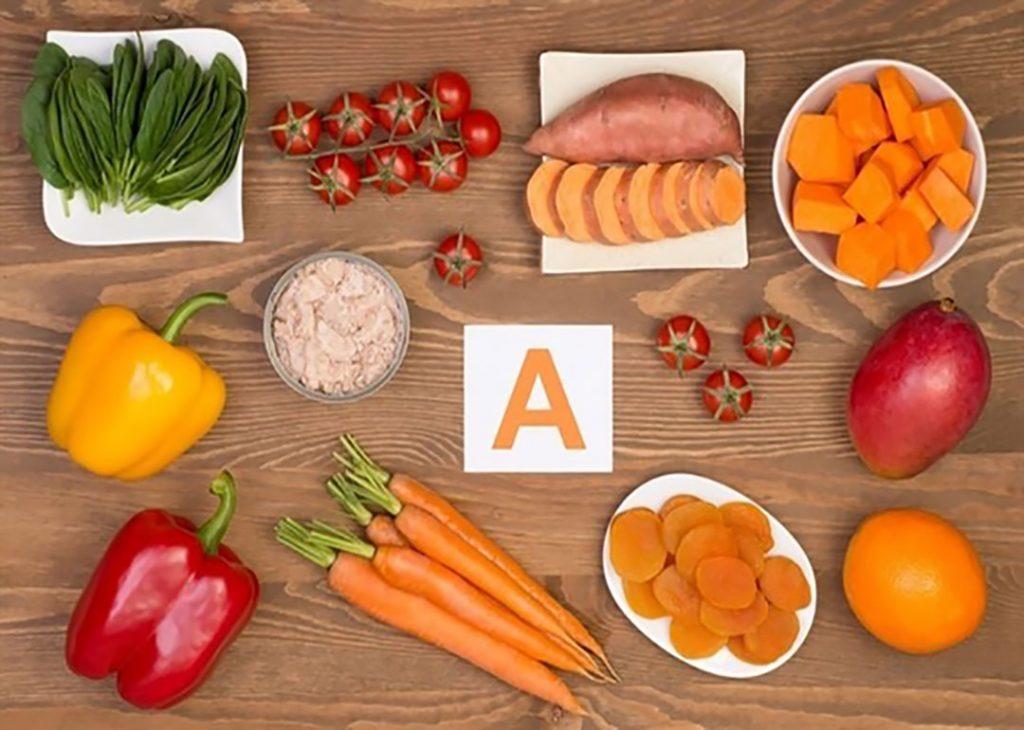 Alimentos con vitamina A para prevenir el envejecimiento de la piel