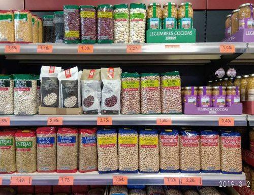 Las legumbres. Composición nutricional y beneficios para la salud