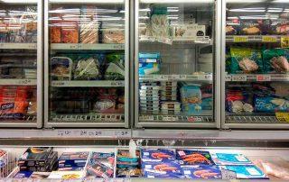 Alimentos congelados y conservas