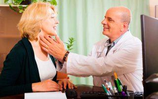 Obesidad y trastonos tiroideos